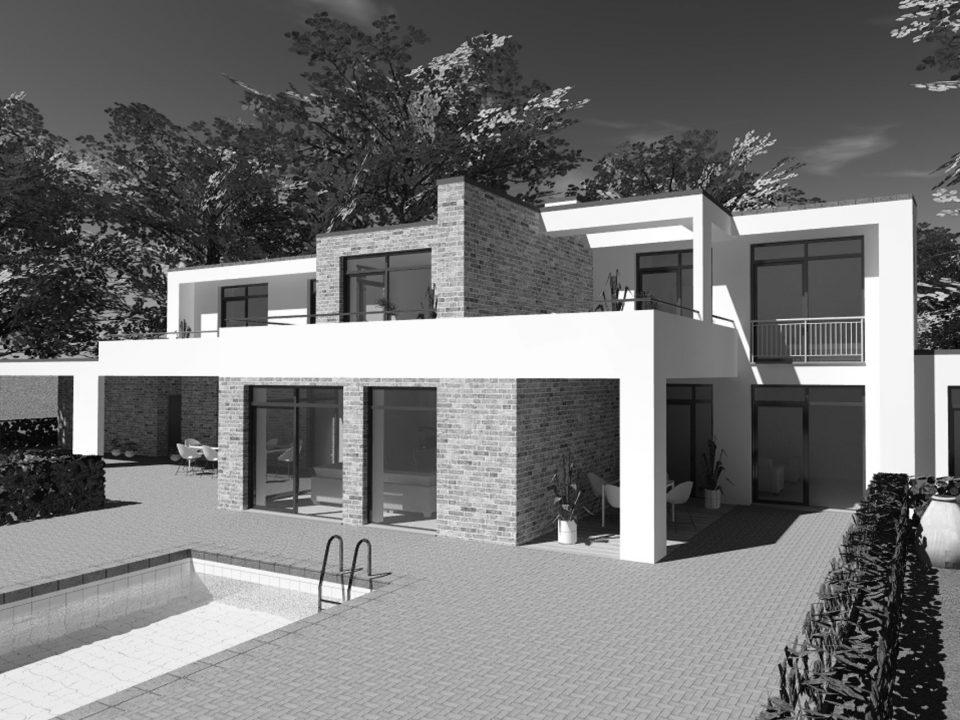 -Umbau und Erweiterung Einfamilienhaus