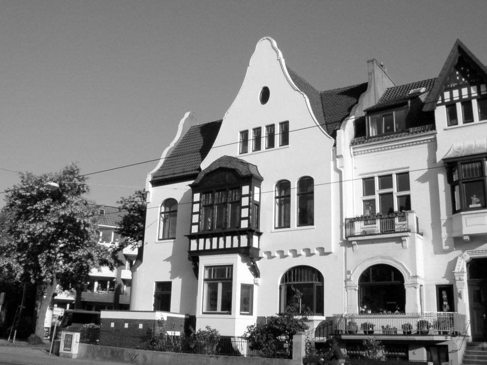 Sanierung und Modernisierung Altbremer Haus