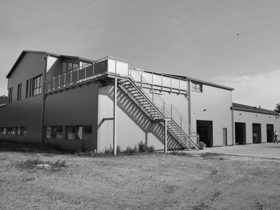 Neubau KFZ-Werkstatt